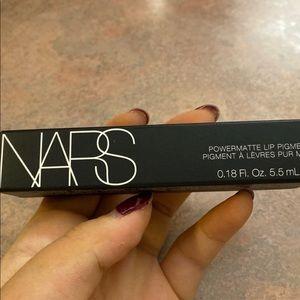 New nars lipstick
